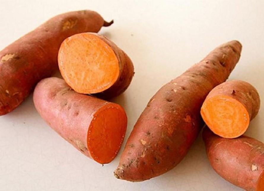 Khoai lang, siêu thực phẩm có lợi cho sức khỏe