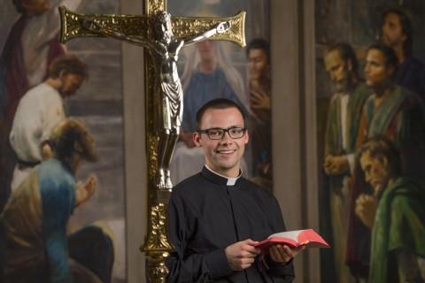 Không bao giờ tôi nghĩ đời này tôi sẽ là một linh mục