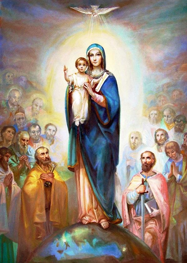 Kinh Mân Côi và các việc khác kính Đức Mẹ.