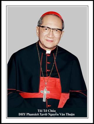 Kinh xin ơn với Đức Hồng Y Phanxicô Xaviê Nguyễn Văn Thuận