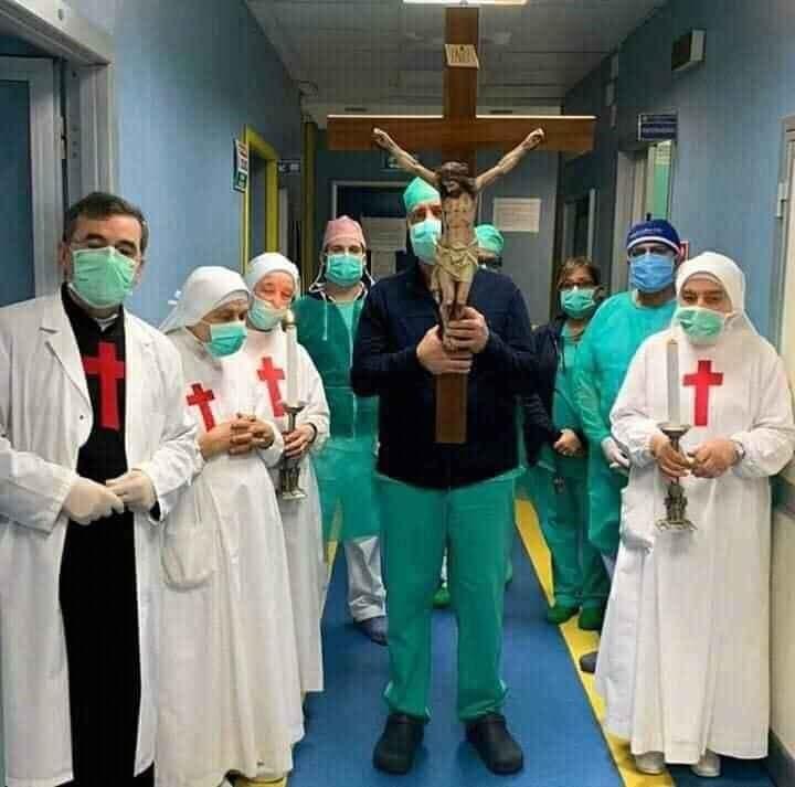 Kitô hữu sống đạo thời dịch bệnh
