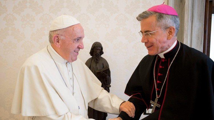 Kỷ niệm 70 năm quan hệ ngoại giao giữa Tòa Thánh và Philippines