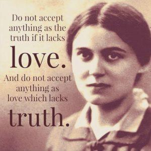 Kỷ niệm 75 năm ngày Thánh Edith Stein qua đời