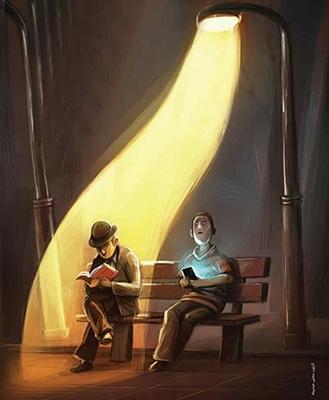 Lai rai một chút về đọc sách