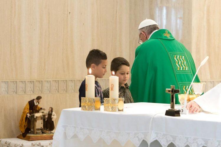 Làm thế nào để tham dự thánh lễ của Đức Phanxicô ở Nhà nguyện Thánh Marta?