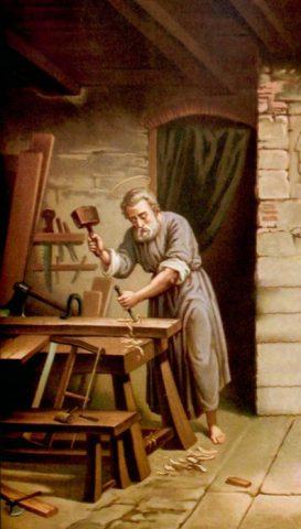 Làm tuần cửu nhật Thánh Giuse để xin có việc làm