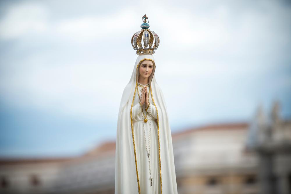 Lần đầu tiên tượng Đức Mẹ Fatima sẽ thánh du 3 nước cựu Xô Viết
