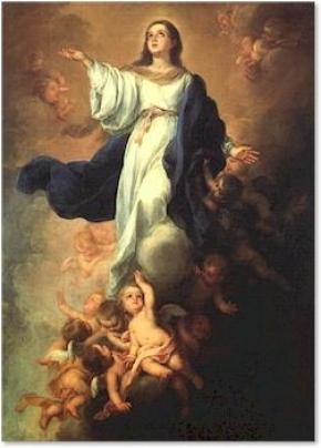 Lễ Đức Mẹ Hồn Xác Lên Trời.