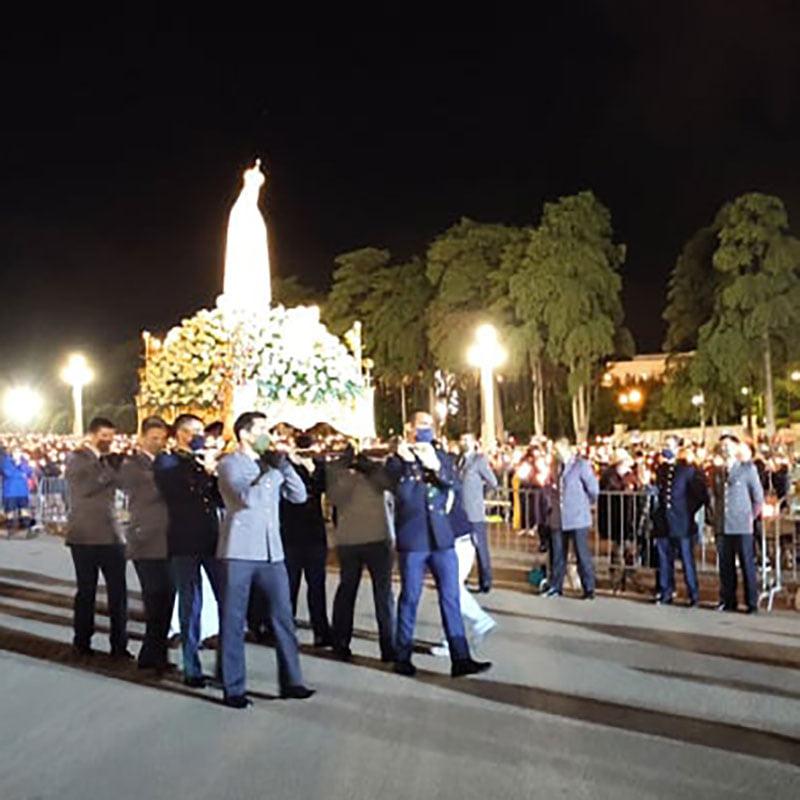 Lễ kính Đức Mẹ Fatima tại Đền thánh Fatima, Bồ Đào Nha