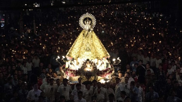 Lễ sinh nhật Đức Maria sẽ là ngày lễ quốc gia tại Philippines
