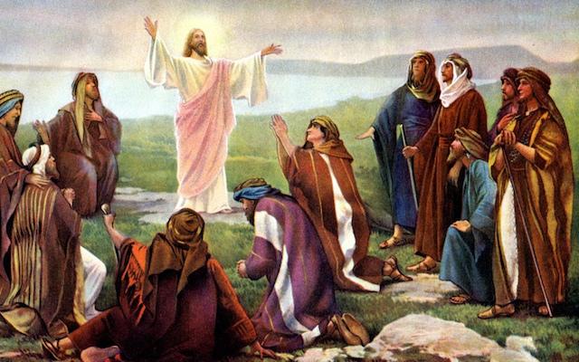 Lệnh truyền của Đấng Phục Sinh