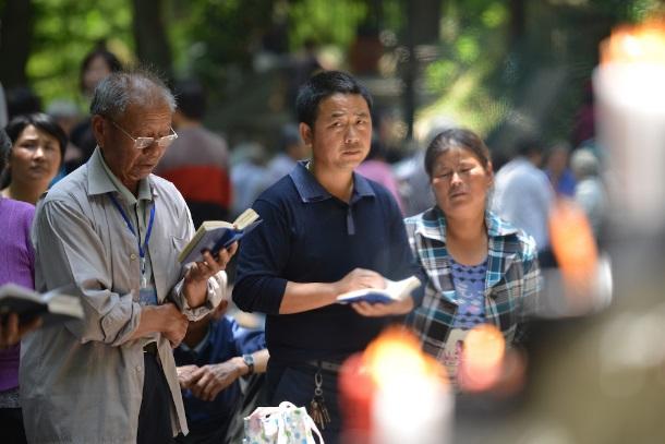 Lịch sử đứng về phía các tín hữu Trung Quốc