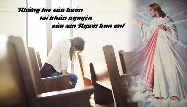 Liệu Thiên Chúa có nhận lời khẩn nguyện của con?