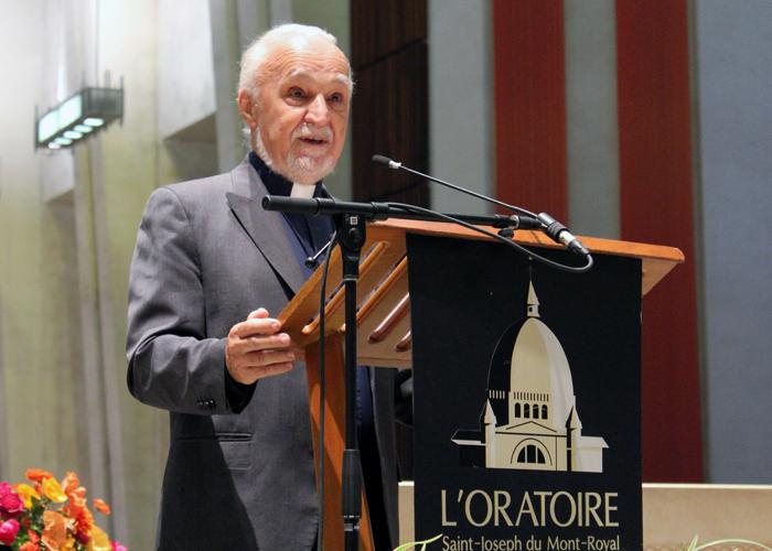 """Linh mục Claude Grou: """"Tôi khoẻ, rất khỏe là đàng khác"""""""