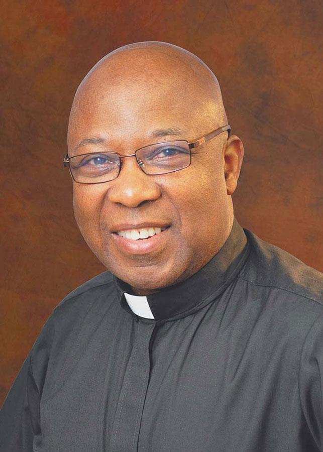 Linh mục Công Giáo số một của năm 2019 theo tờ Catholic Herald - Cha George Kuforiji