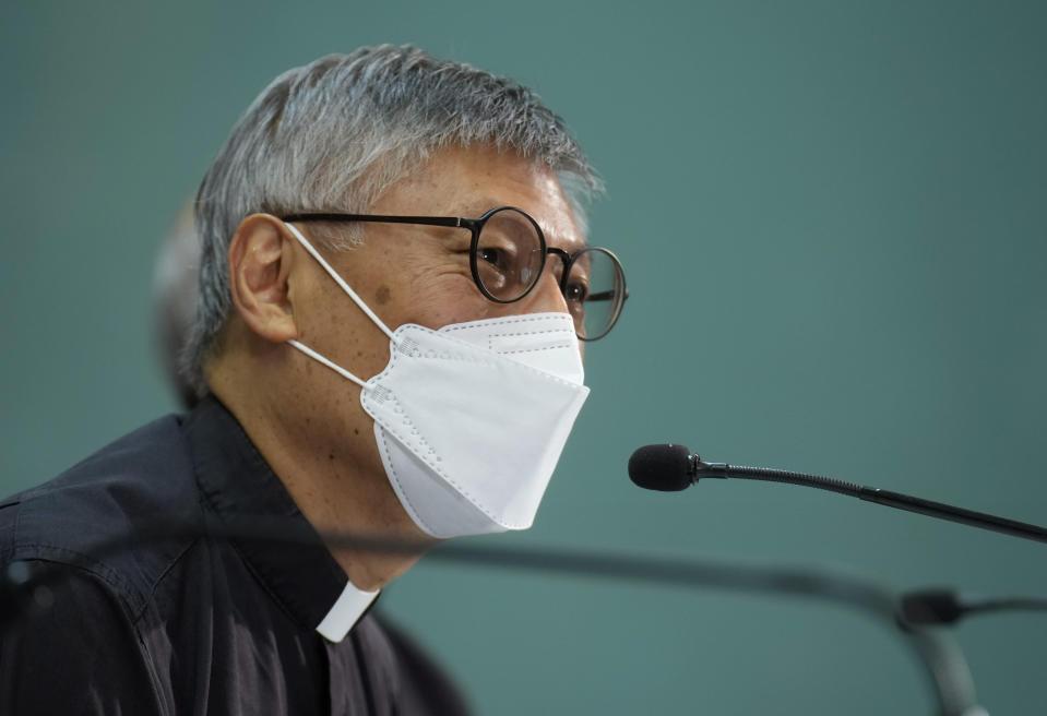 Linh mục Stêphanô Chu Thủ Nhân: