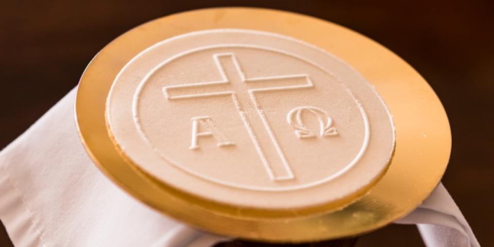 Lời cầu nguyện để đền bù cho những tội chống lại Bí tích Thánh Thể