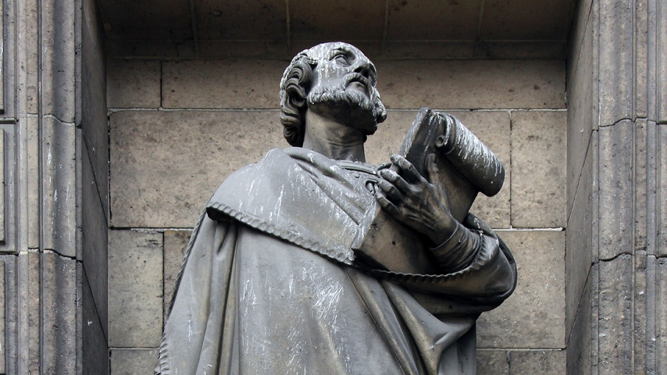 Lời cầu nguyện với Thánh Irênê cho sự hiệp nhất Kitô hữu