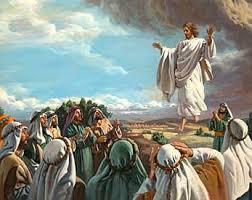 Lời nguyện chung - Chúa nhật Chúa Thăng Thiên
