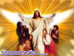 Lời nguyện chung - Chúa nhật Chúa Thánh Thần hiện xuống.
