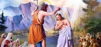 Lời nguyện tín hữu : Chúa Giêsu chịu phép rửa