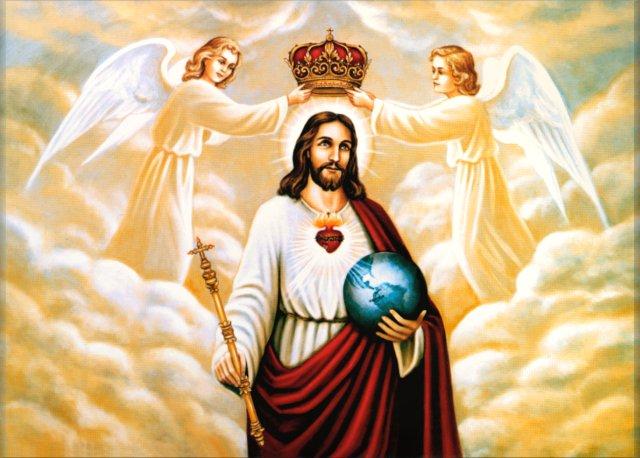 Lời nguyện tín hữu – Chúa Nhật 34 Thường Niên_B (Lễ Đức Kitô Giêsu Vua Vũ Trụ)