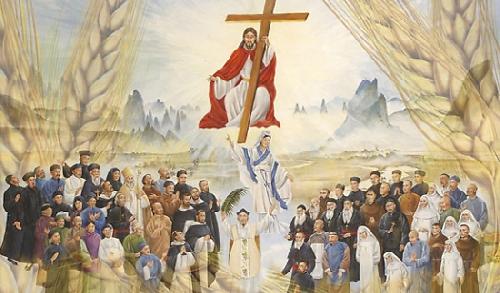 Lời nguyện tín hữu – Lễ Các Thánh Tử Đạo Việt Nam