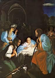 Lời nguyện tín hữu  – Lễ Đêm Giáng Sinh