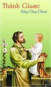 Lời nguyện tín hữu – Lễ Thánh Giuse (19-03)