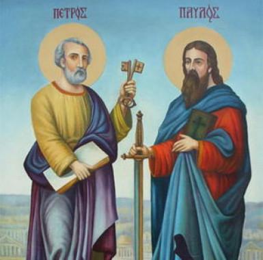 Lời nguyện tín hữu – Lễ Thánh Phêrô và Phaolô Tông Đồ (29/06)