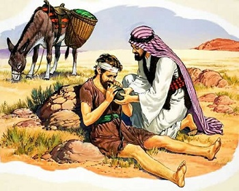 Lòng thương xót đối với cuộc sống nhân loại tất yếu là gương mặt thật của tình yêu