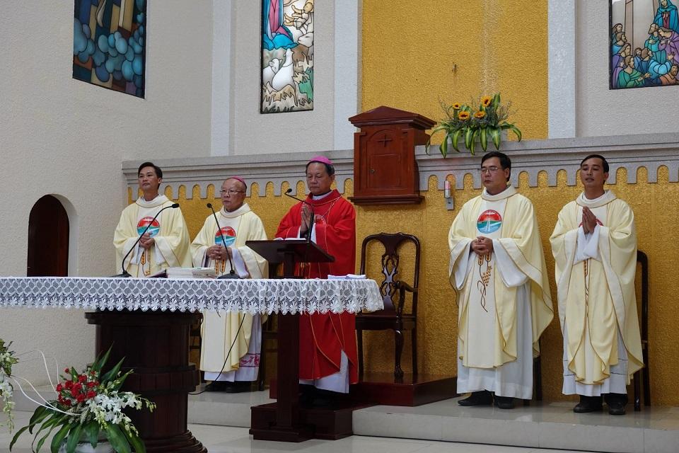 Khóa Thường huấn 5 năm đầu đời linh mục của 3 giáo phận: Cần Thơ - Long Xuyên - Vĩnh Long