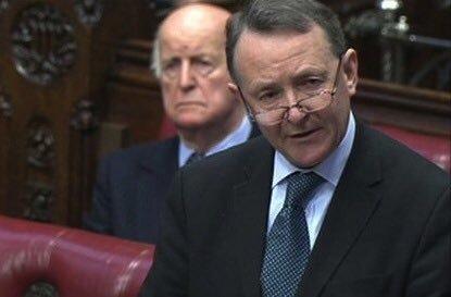 Lord Alton: Chính phủ Anh nên đình chỉ các khoản viện trợ cho Pakistan để gây áp lực trong vụ Asia Bibi