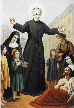 Thánh Louis Scrosoppi, Thánh bảo vệ cho các bệnh nhân bệnh sida