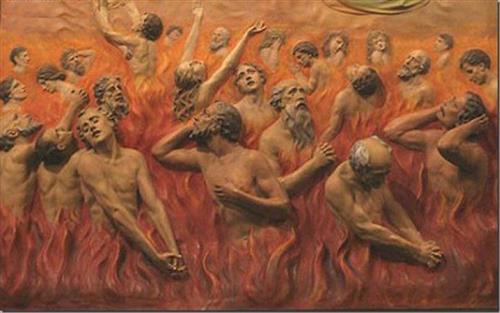 Luyện ngục và hỏa ngục là gì và ở đâu?