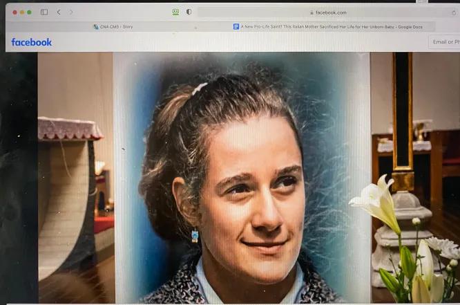 Maria Cristina: người mẹ đã hy sinh mạng sống vì đứa con chưa chào đời
