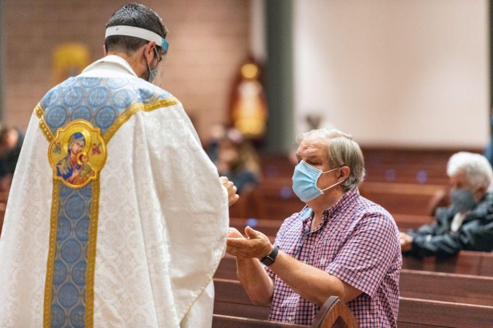 Mark Galli, mục sư Tin Lành, tổng biên tập viên Christian Today, gia nhập Công Giáo