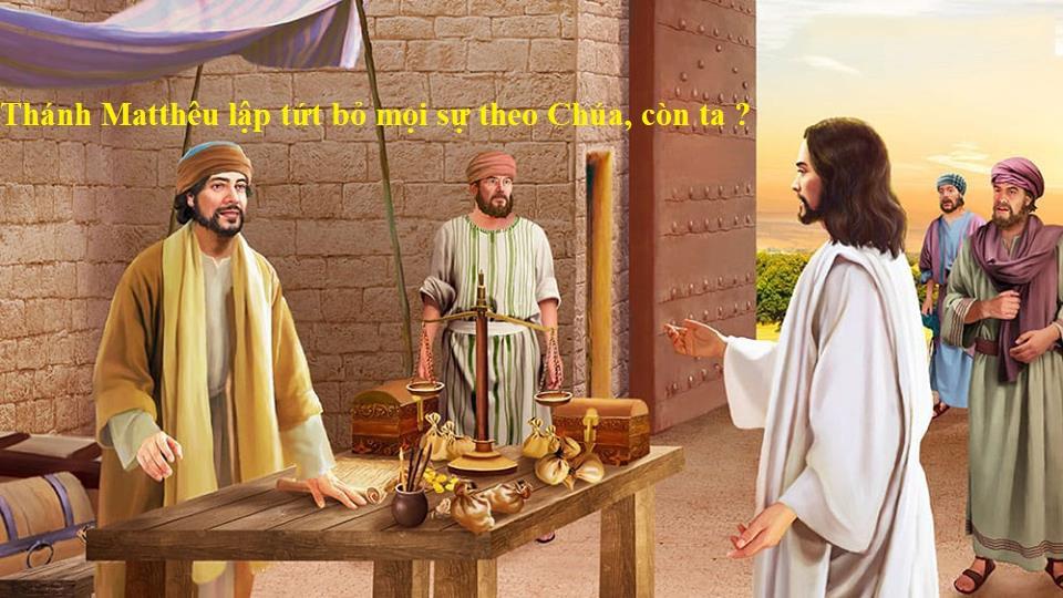 Theo Chúa với cái nhìn của Chúa