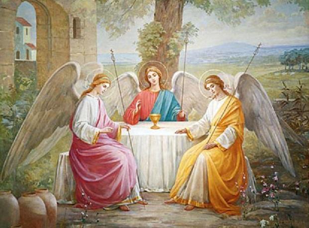 Mầu Nhiệm Chúa Ba Ngôi theo sách Giáo Lý Toàn Cầu