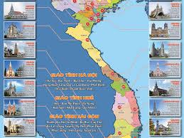 Một chút về Giáo hội Công giáo tại Việt Nam (tính đến 06.2019)