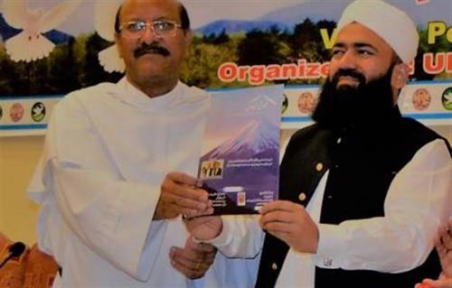 Một Linh mục Đaminh người Pakistan được trao