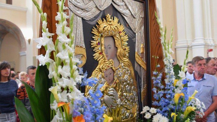 Mùa xuân của Giáo hội Công giáo Latinh Ucraina