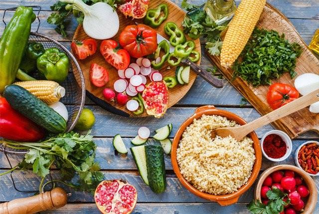 Muốn giữ sức khỏe bằng cách ăn uống, thì phải tuân thủ công thức