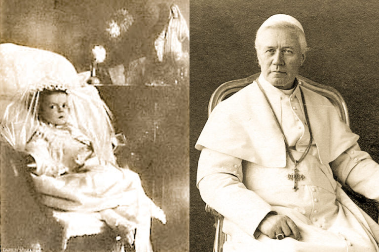 Nellie, bé gái đã thuyết phục Đức Piô X giảm tuổi Rước lễ Lần đầu