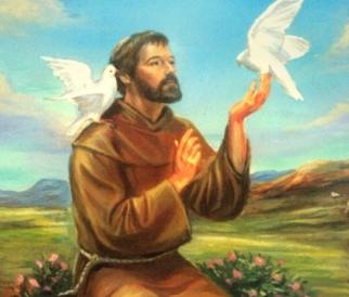 Ngày 04/10: Thánh Phanxicô Assisi