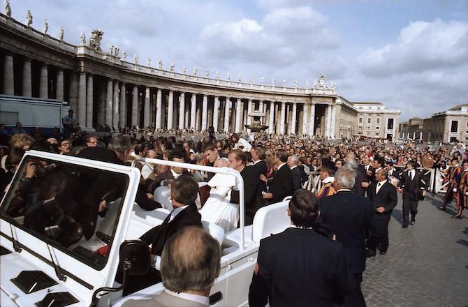Ngày 13 tháng 5 năm 1981: ngày Đức Gioan-Phaolô II bị bắn