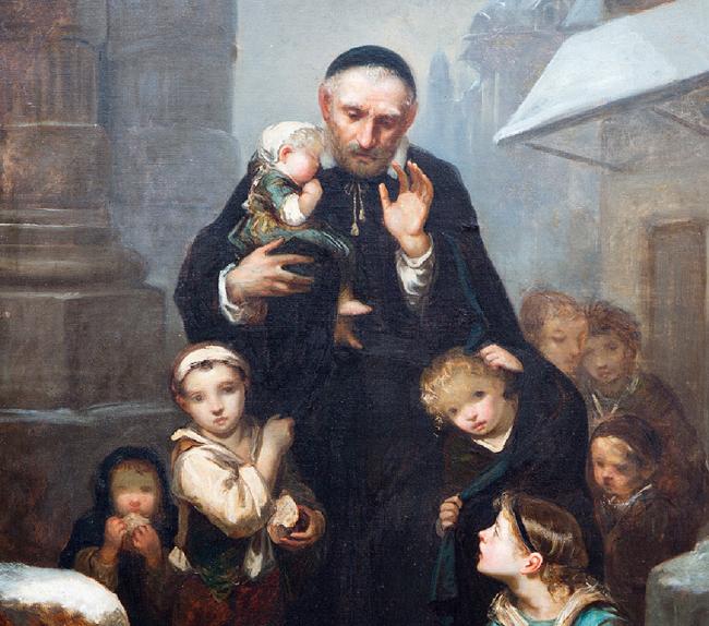 Ngày 27/09: Thánh Vinh Sơn Phaolô, linh mục