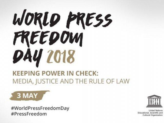 Ngày quốc tế tự do báo chí