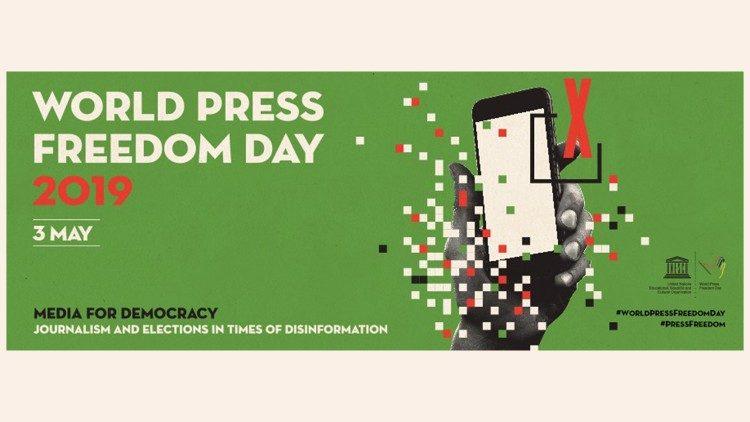 Ngày Tự do Báo chí Thế giới: Truyền thông vì Dân chủ
