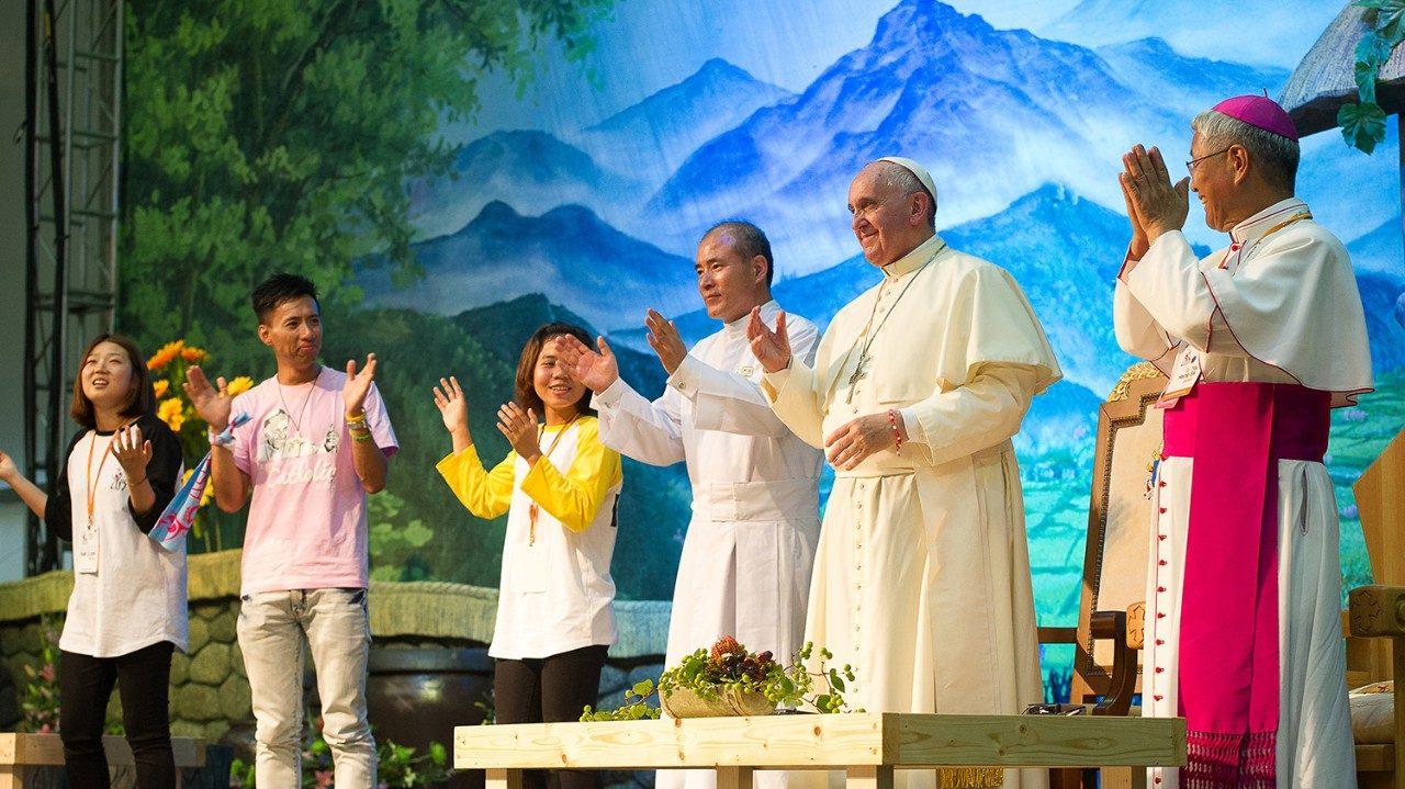 Người Công giáo Hàn Quốc tăng gần 50% trong 20 năm
